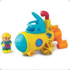 Іграшка для води Hap-p-Kid Little Learner Транспорт Підводний човен (3953)