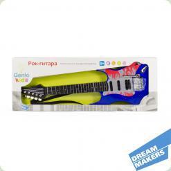 """Іграшка музична """"Рок-гітара"""""""
