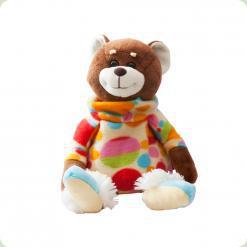 """Іграшка м'яконабивна """"Ведмедик-грілка"""""""