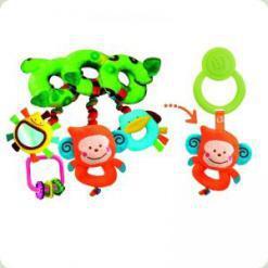 """Іграшка на коляску """"Джунглі"""" (від 0 міс.)"""