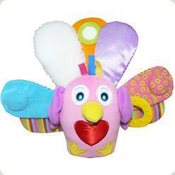 Іграшка на присоску Biba Toys Захоплюючий пінгвін (057GD)