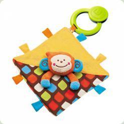 Іграшка - обнімашка «Джунглі» (від 0 міс)