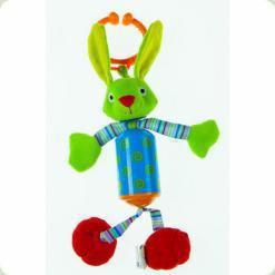 Іграшка-підвіска Biba Toys Кролик-мандрівник (999DS)