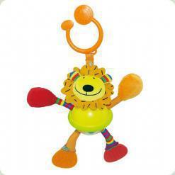 Іграшка-підвіска Biba Toys Левеня (101JF)