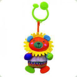 Іграшка-підвіска Biba Toys Левеня (908HA leo)