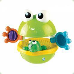 Іграшка у ванну «Жаба-іграшка» (від 12 міс.)