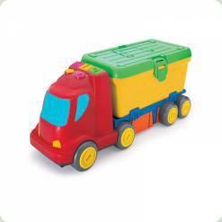 Іграшка «Вантажівка з набором інструментів» (від 18 до 36 міс.)