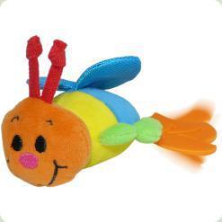 Іграшка віброползунок Biba Toys Бджілка (948BV bee)
