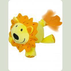 Іграшка-віброползунок Biba Toys Левеня (948JF lion)