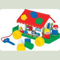Ігровий будинок (в сіточці)