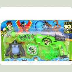Ігровий набір Bambi B10 Ultimate Spidermonkey 0842-7-3