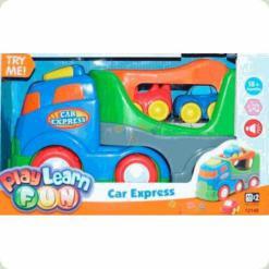 Ігровий набір Keenway Автомобільний експрес (12149)
