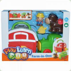 Ігровий набір Keenway Ферма-матрьошка (30833)