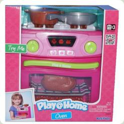 Ігровий набір Keenway Play Home Плита (21675)