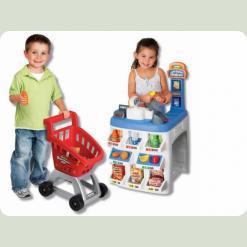 Ігровий набір Keenway Супермаркет Delux (31621)