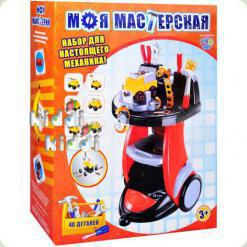 Ігровий набір Limo Toy M 0446 U / R Набір інструментів