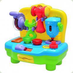 Ігровий набір Playgo Моя перша майстерня (2449)