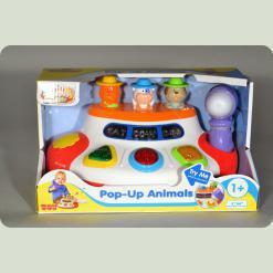 Інтерактивна іграшка Hap-p-Kid Little Learner Піцерія (3859 T)