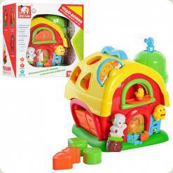 Інтерактивна іграшка S + S Будиночок EQ 80475 R / 00641974
