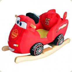 Качалка Bambi Машинка-тачка зі звуковими ефектами (MP 0134)