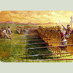 Карфагенська піхота