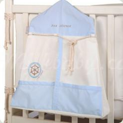 Карман на ліжечко Putti Sea Silence