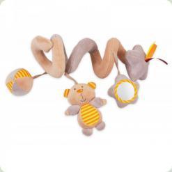 Карусель-спіралька на коляску Alexis-Babymix TE-9985-35B
