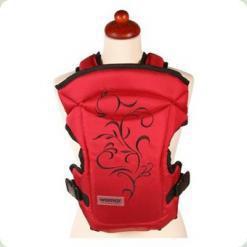 Кенгурушка Womar Zaffiro №14 (червоний із чорним)