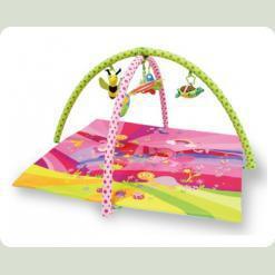 Килимок развиваючий Bertoni Fairy-Tales pink 1030031