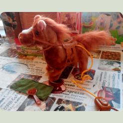 Кінь на дистанційному управлінні Bambi MP 0839