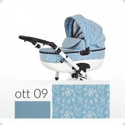 Коляска 3в1 ADBOR OTTIS OTT-08