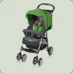 Коляска Baby Design Mini-квітні 2014