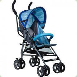 Коляска Caretero Alfa - blue