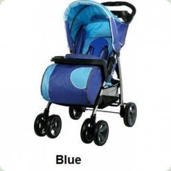 Коляска Caretero Monaco - blue