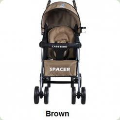 Коляска Caretero Spacer - beige