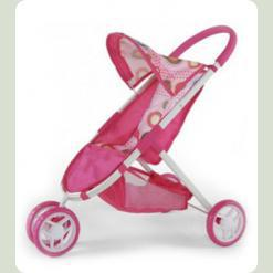 Коляска для ляльок M.Mally Zuzia (pink)