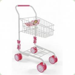 Коляска іграшкова (супермаркет) M.Mally Zosia (pink)