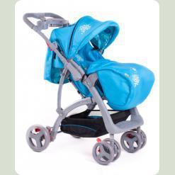 Коляска прогулянкова Flora - Lіght Blue