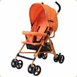 Коляска Pur Equipage Equi 6,7 (orange)