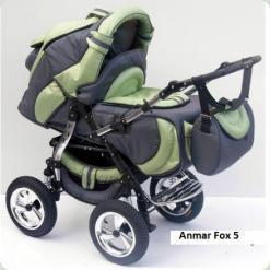 Коляска- трансформер Anmar Fox 5