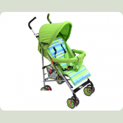 Коляска-тростина Baby Tilly BT-SB-0001-4 Зелений