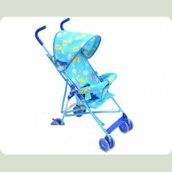 Коляска-тростина Bambi M 1702 Блакитний