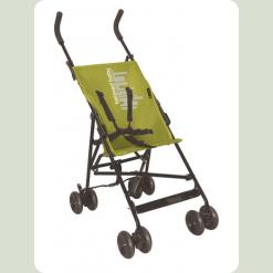 Коляска-тростина Bertoni Flash Beige & Green Beloved Baby