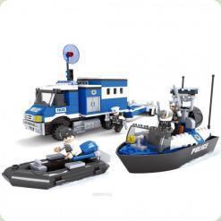 Конструктор Ausini Поліція 23605