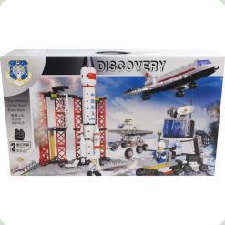 Конструктор Bambi TL 46601 B Космічна станція