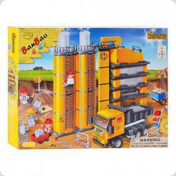 Конструктор Banbao Будівельний майданчик 8532