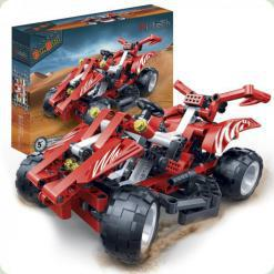 Конструктор Banbao Hi-Tech Red Racer (6955)