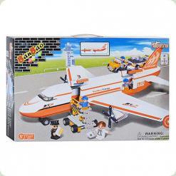 Конструктор Banbao Літак (8281)