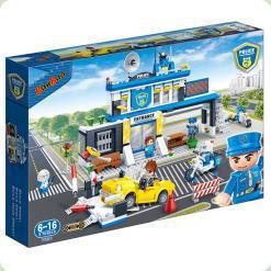 Конструктор Banbao Поліцейський ділянку (7001)