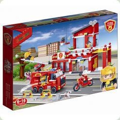 Конструктор Banbao Пожежна служба (7101)